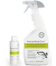 Balanced Body Cleaner, 650ml