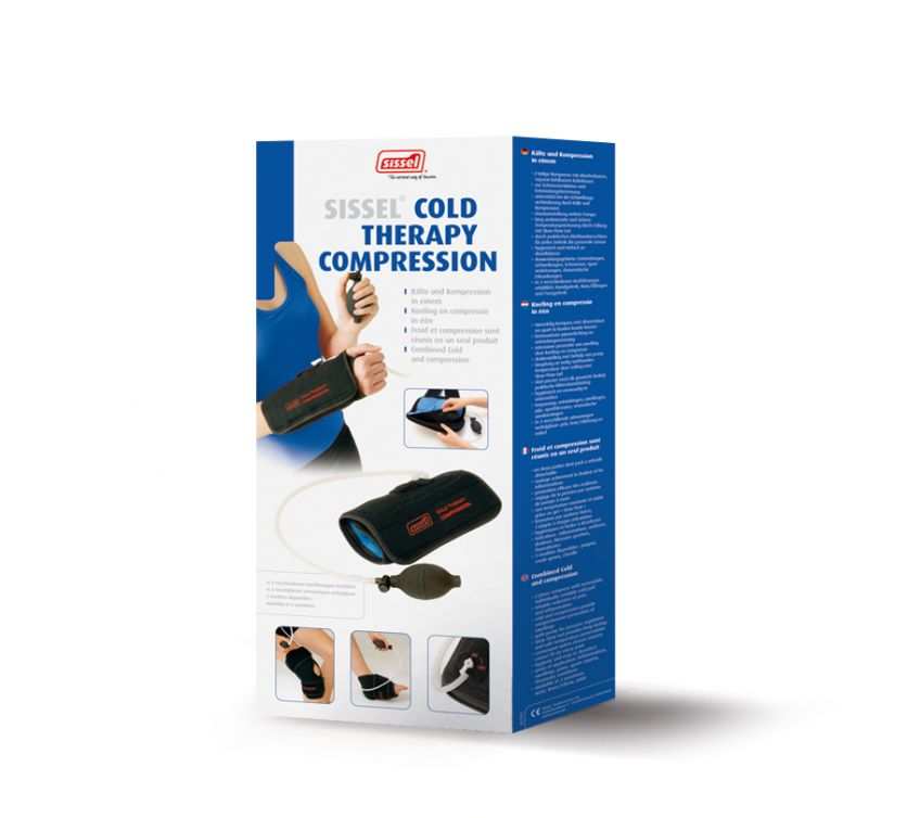 Wrist cold compression by SISSEL®