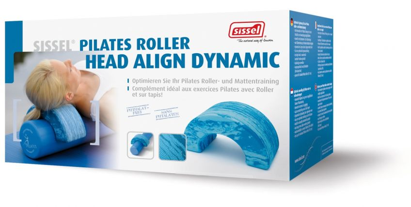 Pilates Roller Head Align Dynamic by SISSEL®
