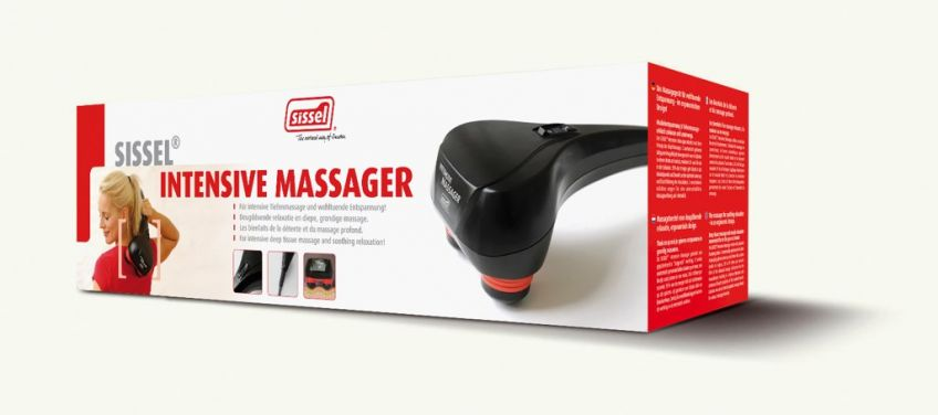 Intensive Massager by SISSEL®