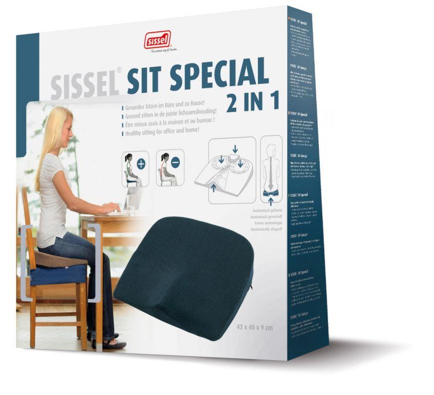 SISSEL®Sit Special 2 in 1, grey