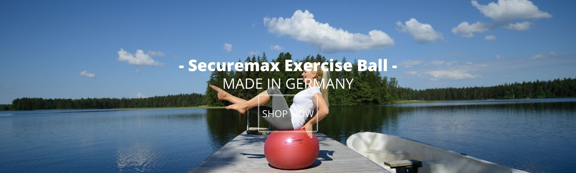 sissel securemax gym ball