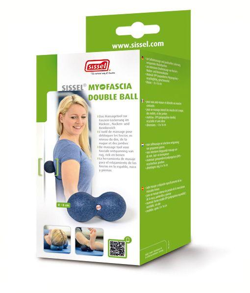 Myofascia Double Ball by SISSEL®