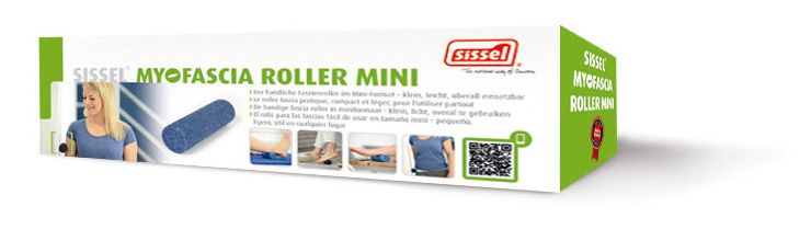 Myofascia Mini Roller by SISSEL®