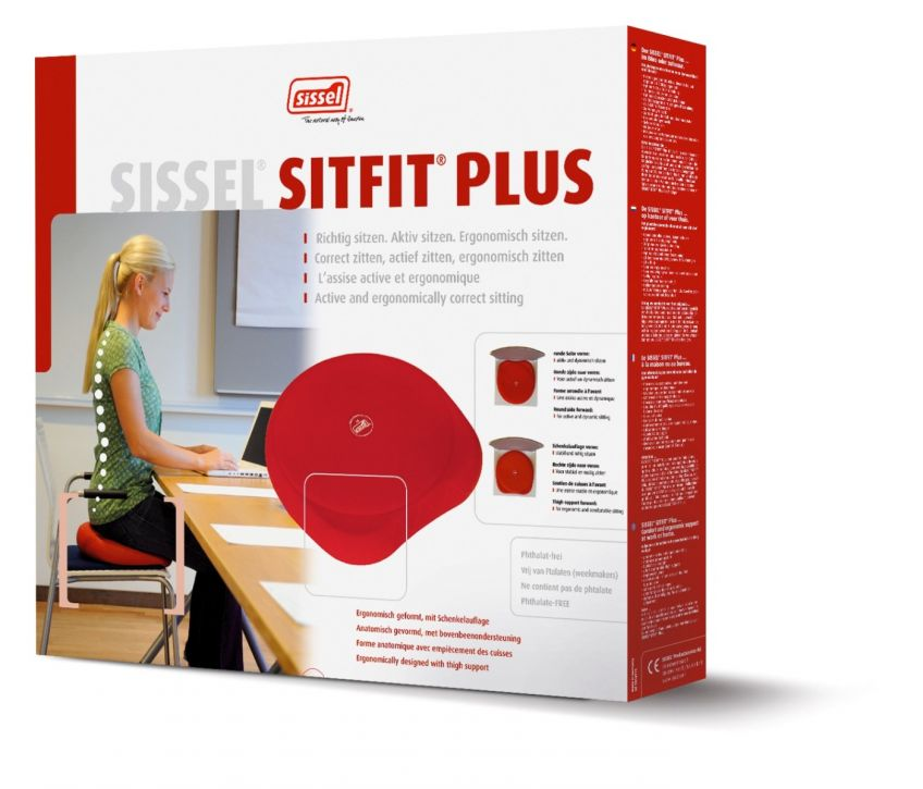 SISSEL®SITFIT®Plus, red