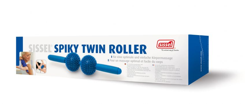 Spiky Twin Roller by SISSEL®