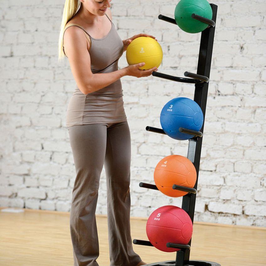Medicine Ball stand by SISSEL®