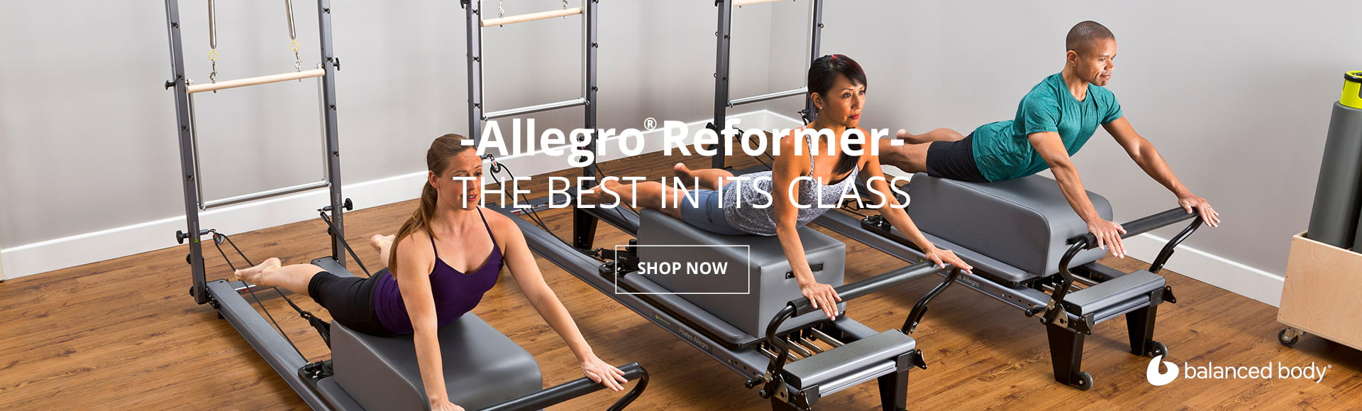 Allegro Reformer - The best in it's class