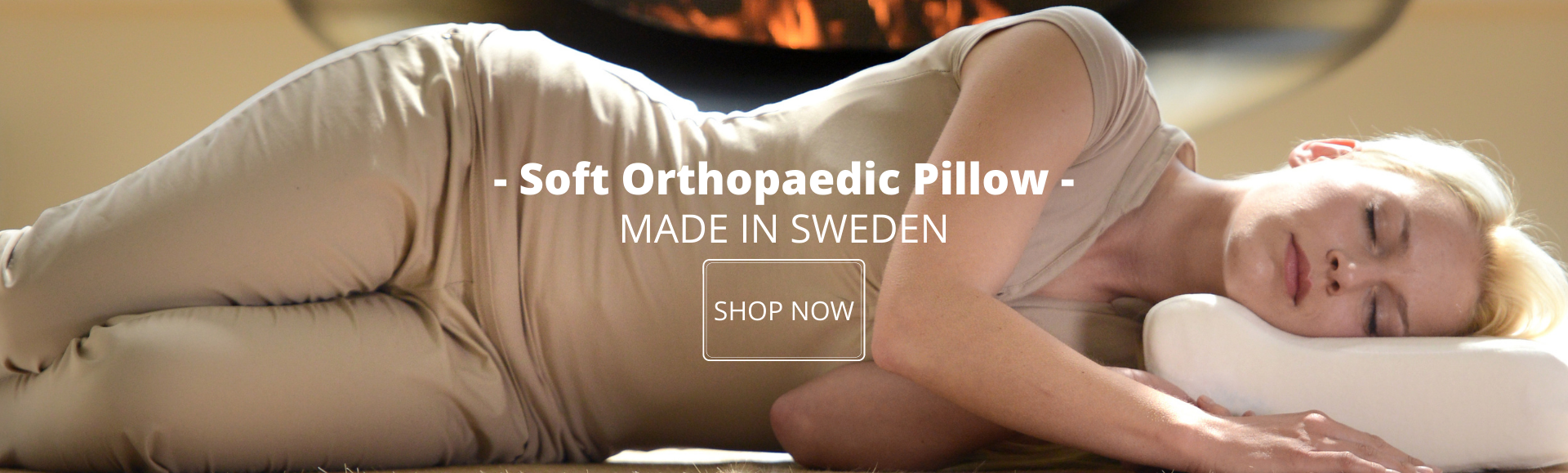 Soft Orthopaedic Pillow
